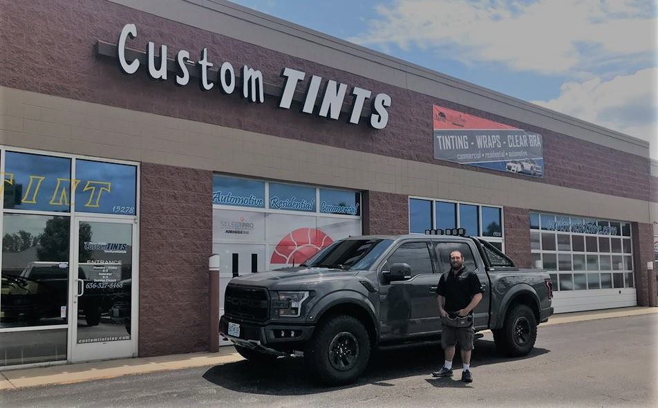 Meet Our New Window Film General Manager! - Custom Tints